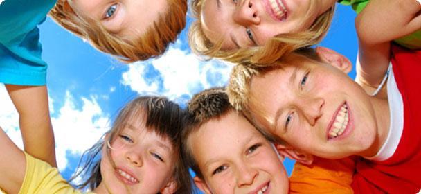 дети, подростки, молодежь
